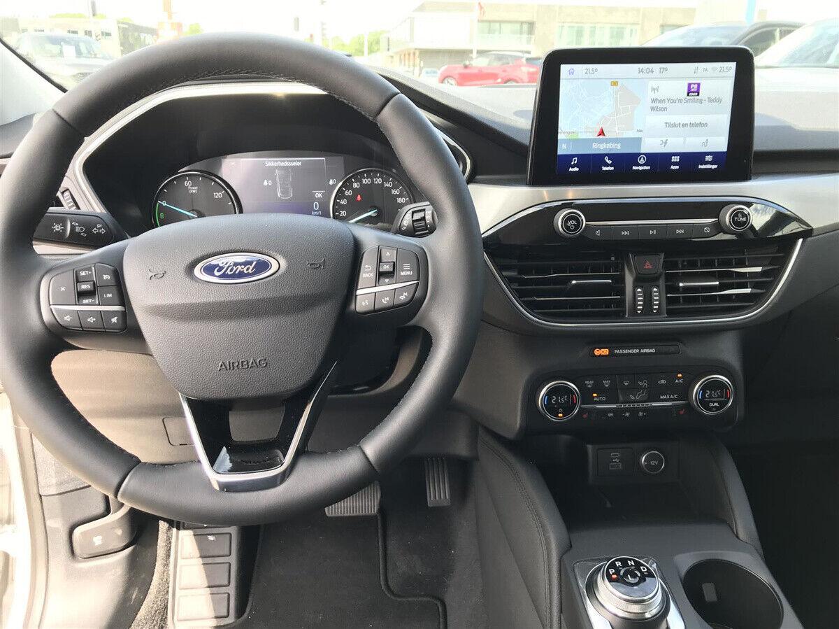 Ford Kuga 2,5 PHEV Titanium X CVT - billede 12