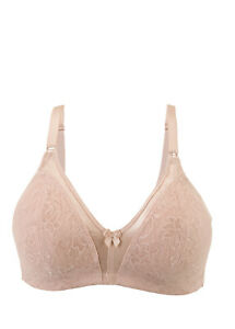 EXCLUSIVELY-for-A-amp-B-Cup-Girls-40-Bra-STRETCH-SATIN-Wicks-U-Dry-SHAPES-NEW