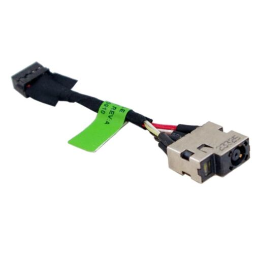 AC DC POWER JACK CABLE HARNESS SOCKET FOR HP Pavilion TouchSmart 14-n 14-n218us