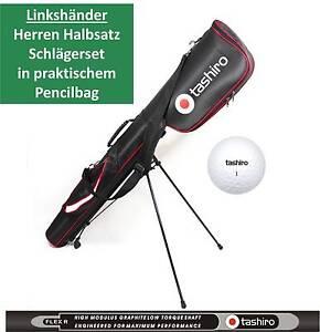 linksh nder golf schl ger set pencilbag herren halbsatz. Black Bedroom Furniture Sets. Home Design Ideas