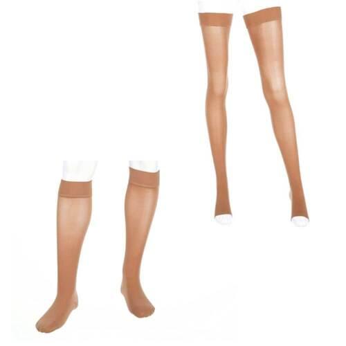 Mediven Plus Compression Stockings 20-50 mmHg Nylon Material