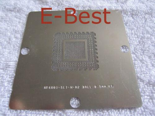 90*90 NF6801-SLI-N-A2 NF6801LT NF680I Stencil Template