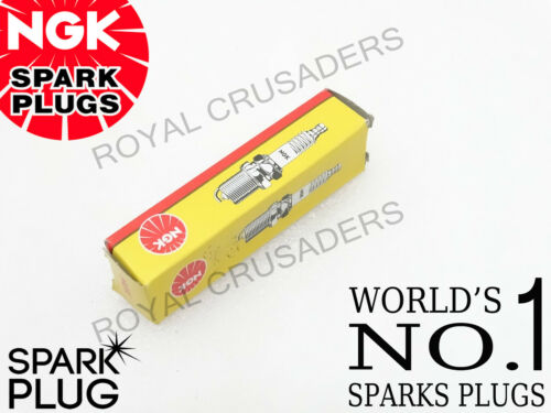 CODE-4009 8X NEW GENUINE NGK REPLACEMENT SPARK PLUG DCPR7E