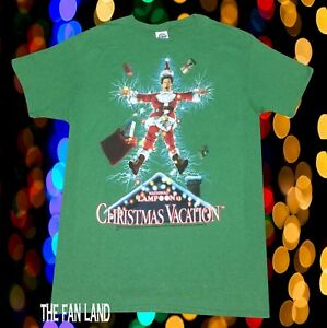 b75b0a6a9f6 New National Lampoon's Christmas Vacation Movie Mens Poster Vintage ...