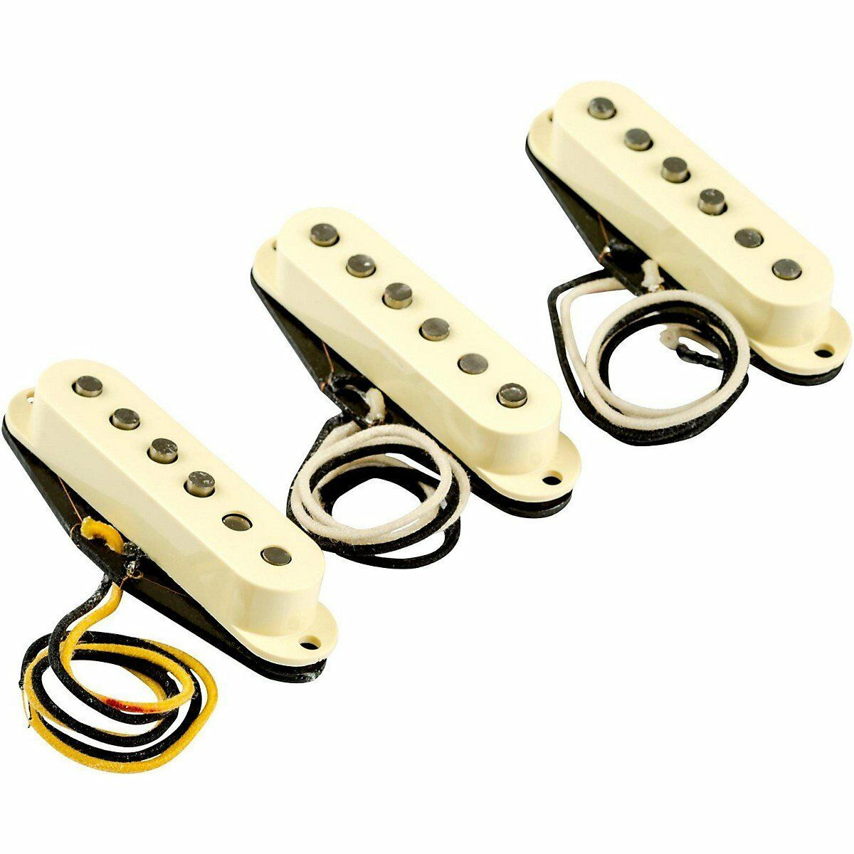 Original Fender Eric Johnson Stratocaster   Strat Guitar Pickup Set, 099-2248-000