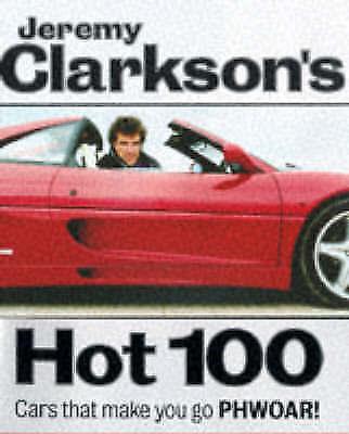 """""""AS NEW"""" Clarkson, Jeremy, Jeremy Clarksons Hot 100, Book"""