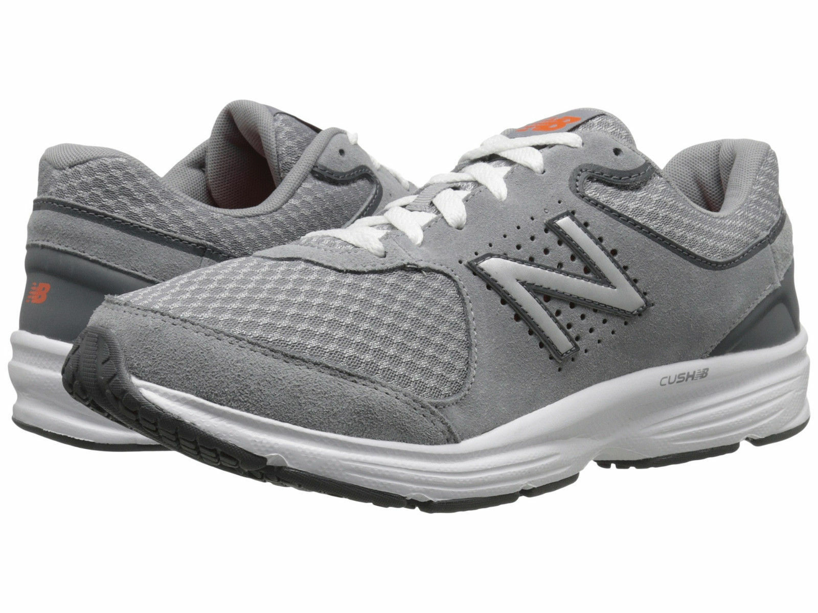 Men New Balance MW411GR2 Walking Extra Authentic Wide (4E) Grau 100% Authentic Extra Brand New 83c26c
