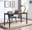 "thumbnail 1 - 55"" Industrial Computer Desk, Writing Desk, Home Office Desk, PC Laptop Table"