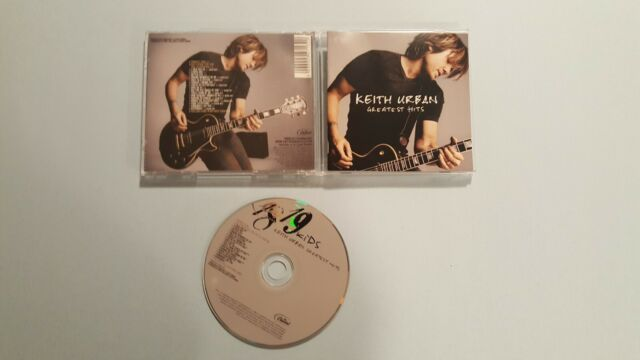 Greatest Hits by Keith Urban (CD, Aug-2008, Capitol/EMI Records)