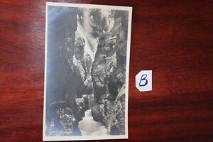 ObéIssant Carte Postale Beyer Parntnachklamm-afficher Le Titre D'origine