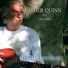 Asher Quinn (Asha) - High Planes Music -  CD