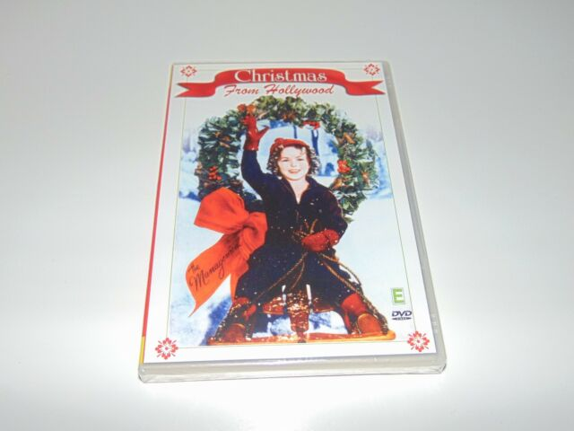 Christmas From Hollywood - DVD - Brand New and Sealed