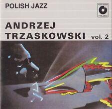 ANDRZEJ  TRZASKOWSKI - Poliah Jazz vol. 2  płyta CD Polish Jazz UNIKAT