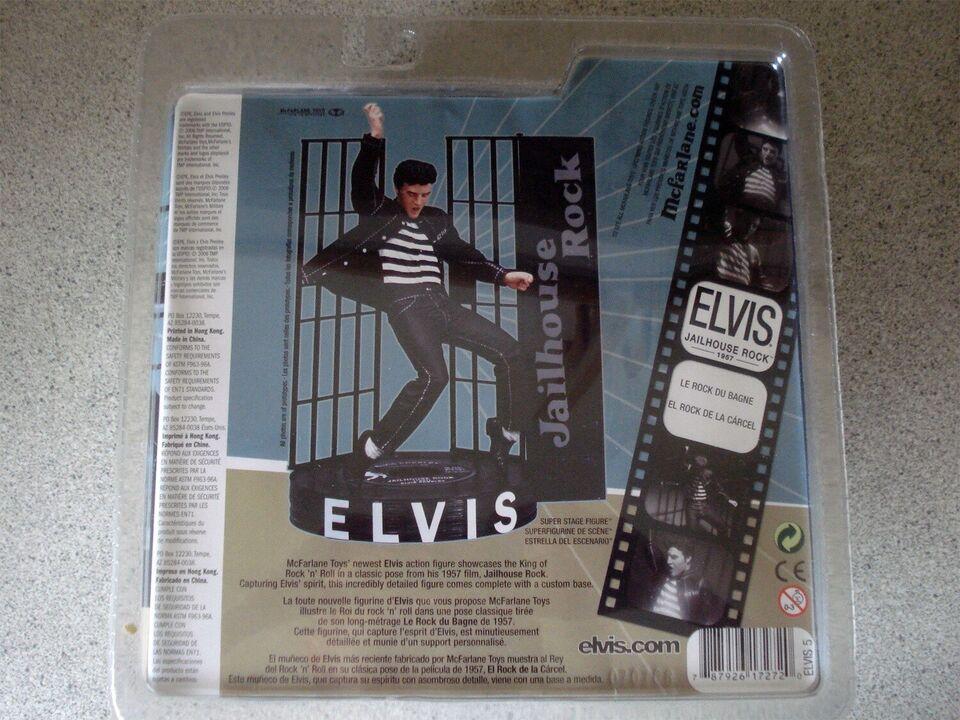 Samlefigurer, Elvis - Action figur