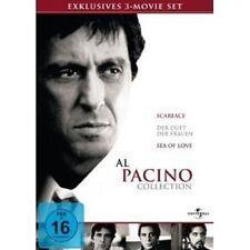 AL PACINO BOX - 3 DVD MIT MICHELLE PFEIFFER NEUWARE