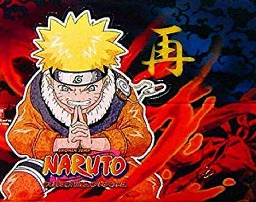 Naruto rache und wiedergeburt - box
