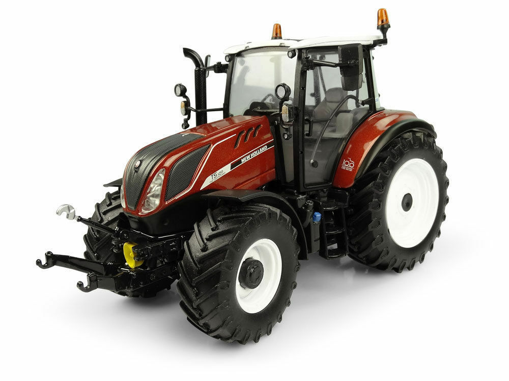 UNIVERSAL HOBBIES - J5362 NEW HOLLAND T5.120 FIAT CENTENARIO TRACTOR 1 32 SCALE