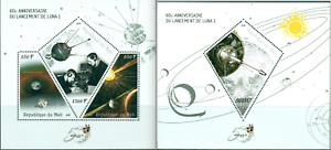 Luna-1-Space-Russia-Moon-Exploration-Apollo-11-Anniversary-MNH-stamps-set