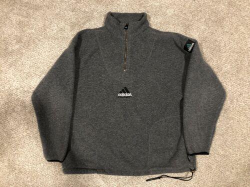 Adidas Equipment Fleece Quarter Zip Pullover