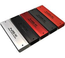 91-05 SCW Acura NSX GT Aluminum Intake Manifold Cover NA1 NA2 BLACK WRINKLE R