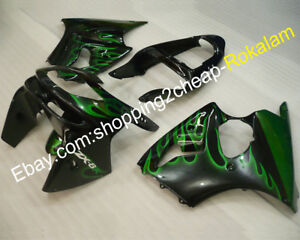 Cheap-ZX6R-636-Fairings-For-Kawasaki-1998-1999-ZX-6R-Ninja-ZX636-Flame-Body-Kit