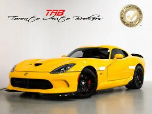 2013 Dodge Viper GTS | 640HP I 6 -SPEED | NAV | CAM I HARMAN KARDON