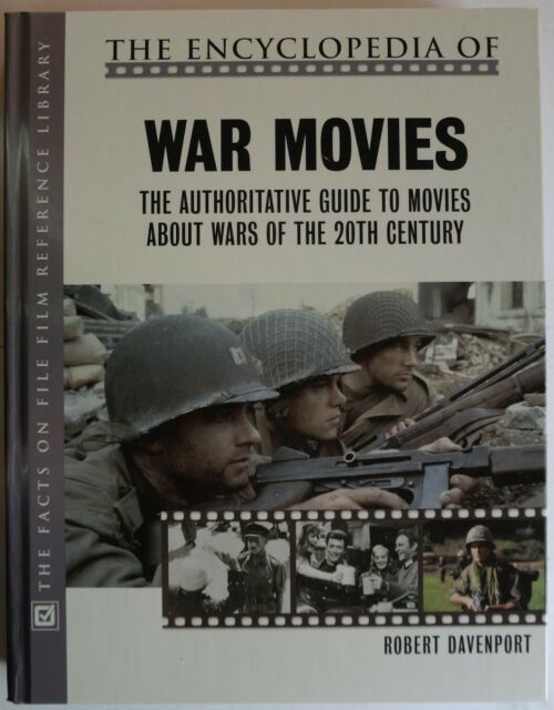 R3G0367 The Encyclopedia of War Movies: The Authoritative Guide to Movies about