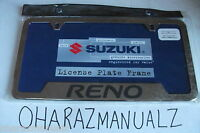 Suzuki Reno License Plate Frame Automotive