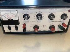 Heathkit Model Ig 5218 Sine Square Wave Generator Test Equipment Ham Radio