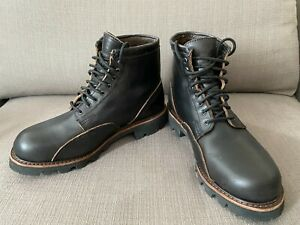 New-with-Box-MEN-S-TIMBERLAND-AMERICAN-CRAFT-6-INCH-WATERPROOF-BOOTS-size-7