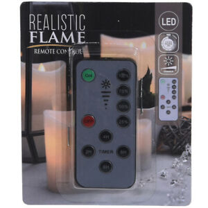 Fernbedienung Für Kontrolle Remoto Kerze LED