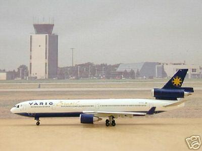 VARIG Brazil MD-11 (PP-VRG)    With Star Alliance Logo  e9a981