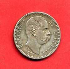 (ET 31) ITALIE 2 LIRE  UMBERTO 1er 1881 SUP+ (ROME)