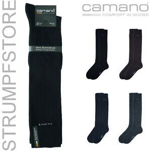 2-pares-Camano-Calcetines-Media-Medias-cortas-35-38-39-42-43-46-47-49-ART-3942