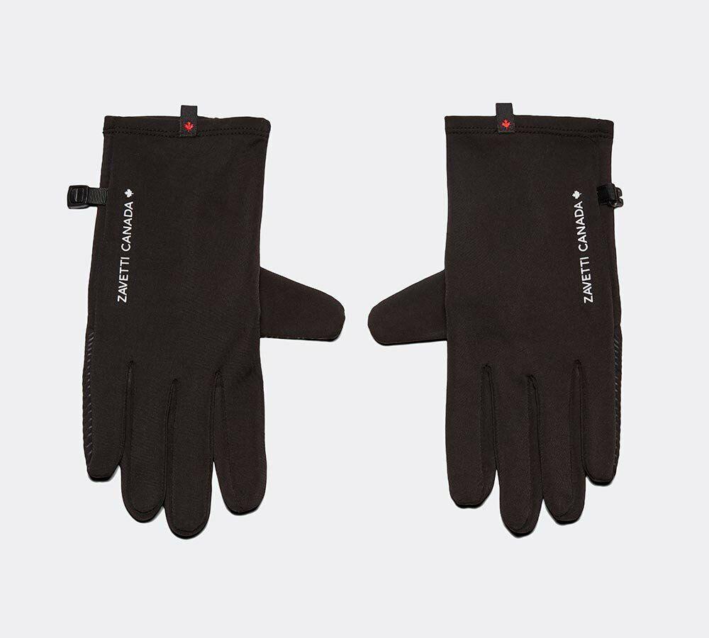 ZAVETTI CANADA - Kasson Baselayer Gloves (Black) Mens