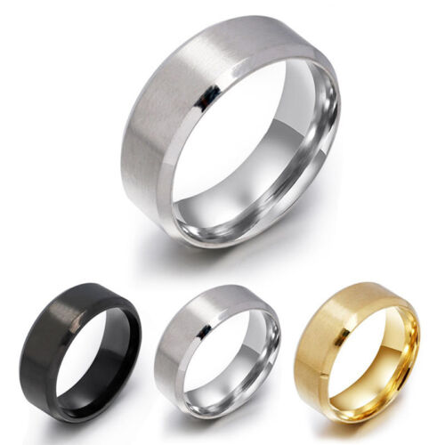 Stainless Steel Healthcare Weight Loss Magnetic Stimulating Women Ring Jewelr 4H