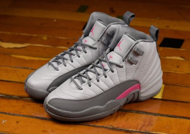 big sale eeac8 69ae3 NIKE AIR JORDAN 12 RETRO GG SZ  3.5Y (YOUTH) (510815 029