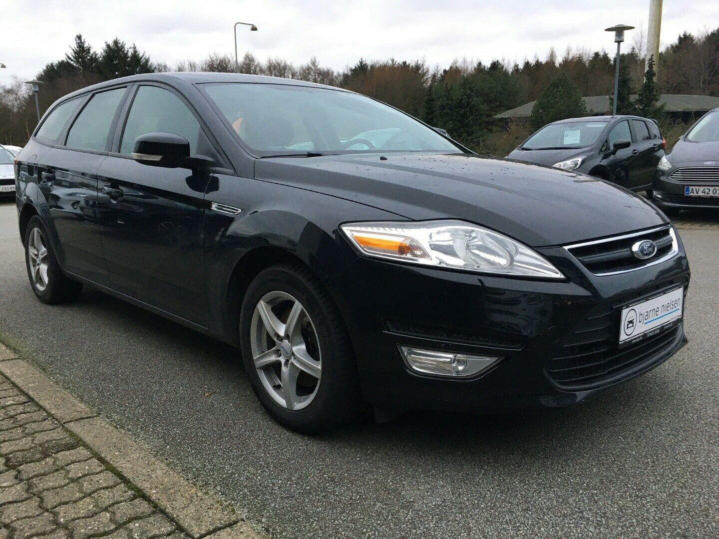 Ford Mondeo 2,0 TDCi 140 Trend stc. aut. - billede 2