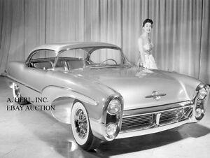Oldsmobile Delta 88 1955 Olds Gm Concept Car Photograph Photo 5