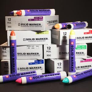 Sakura Solidified Paint Markers Mean Streaks Graffiti Art Supplies
