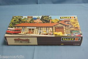 Faller-110106-034-Falkenwalde-034-Station-Kit-HO