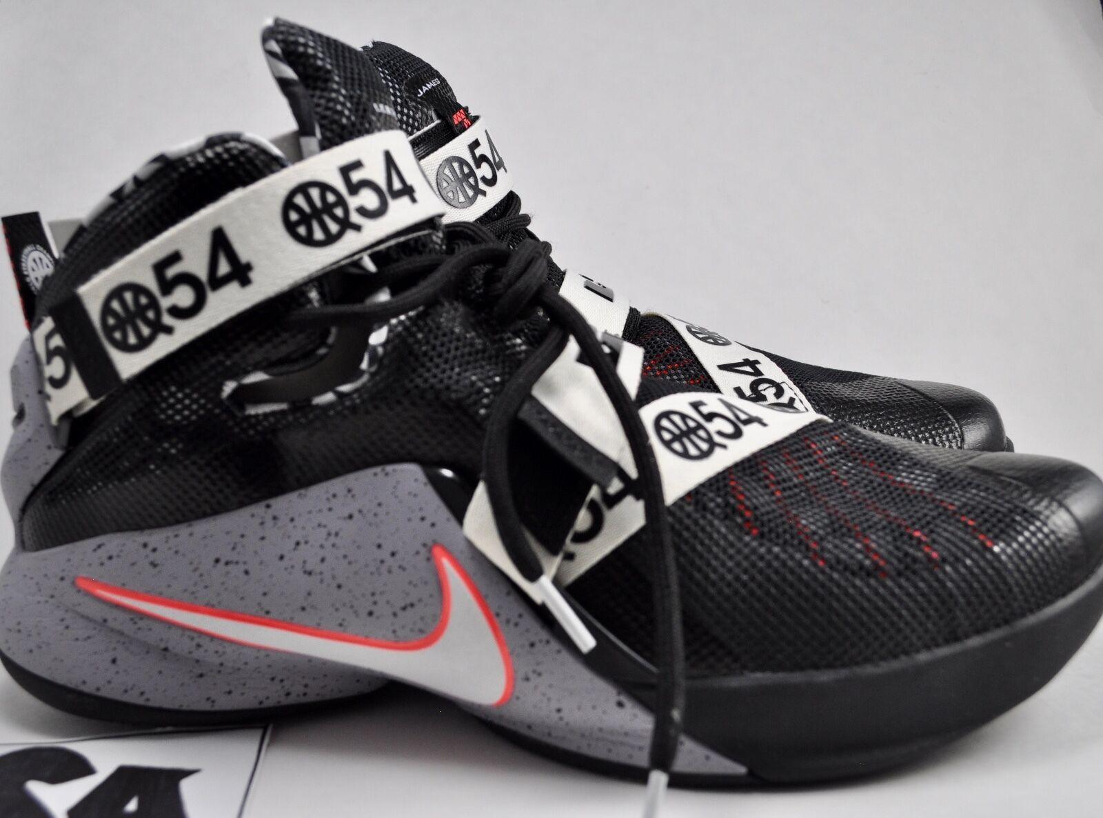 9918be65a0b9 ... Quai54 Nike Lebron Lebron Lebron Soldier IX LMTD Q54 810803 015 Size 11  7db57b ...