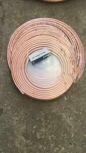 Lawton HVAC Air Conditioning refrigeration grade Copper tube 15m metres 3/8""