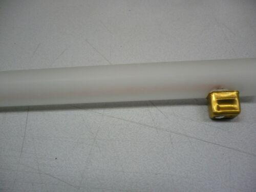 Tube lampe à culots latéraux  ARIC lg 500 mm dépolie 230 v 60 w  450 lm