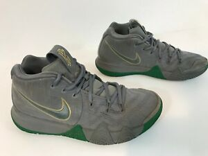 watch 2b238 084a3 Details about Nike Mens Kyrie 4 City Of Guardians Celtics Basketball Shoe  Size 8 Ships Fast