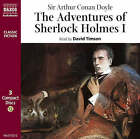 Sherlock Holmes Stories: v.1:  The Copper Beeches ,  The Red-Headed League ,  The Speckled Band ,  The Stockbroker's Clerk by Sir Arthur Conan Doyle (CD-Audio, 2004)