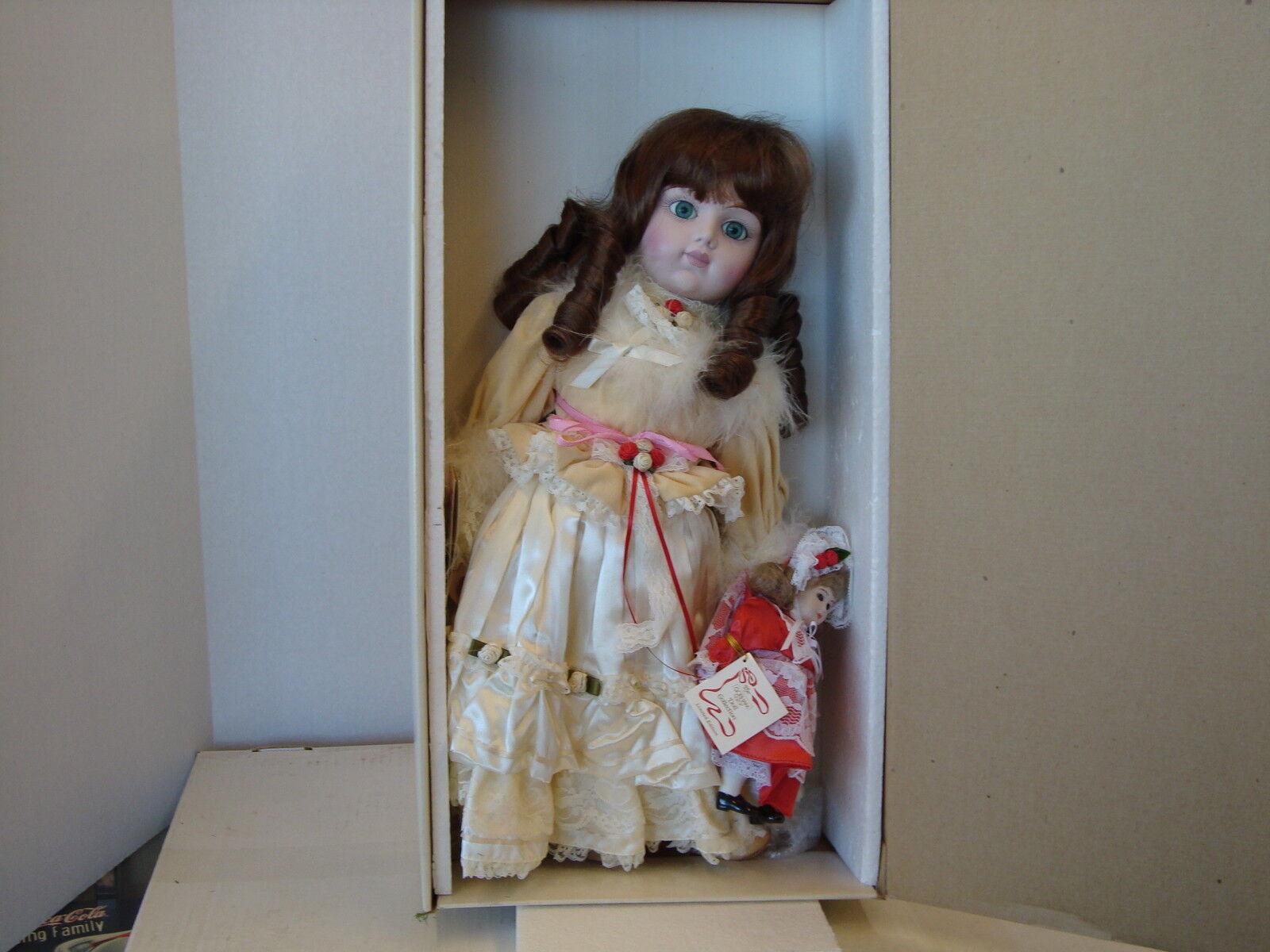 La muñeca colección Melodies de Gorham