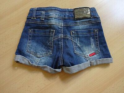 Razionale Splendida Breve Ragazza Jeans Di Name It In Taglia 110-