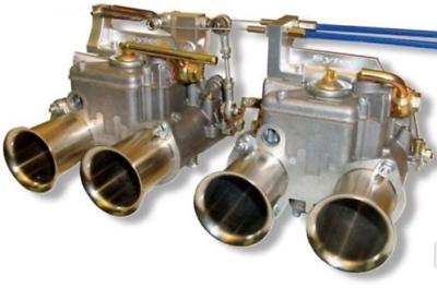 Bello Kit Di Collegamento Acceleratore Sytec Twin Weber Carbs Dcoe Stlk 100 40s 45s- Avere Una Lunga Posizione Storica
