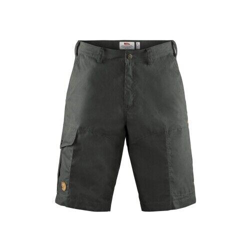 Fjällräven Karl Pro Shorts M Herren Trekkingshorts Outdoor dark grey dunkelgrau